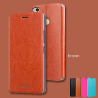 For Xiaomi Redmi 4x Case MOFI Stand Case For Xiaomi Redmi 4x Hight Quality Flip Leather