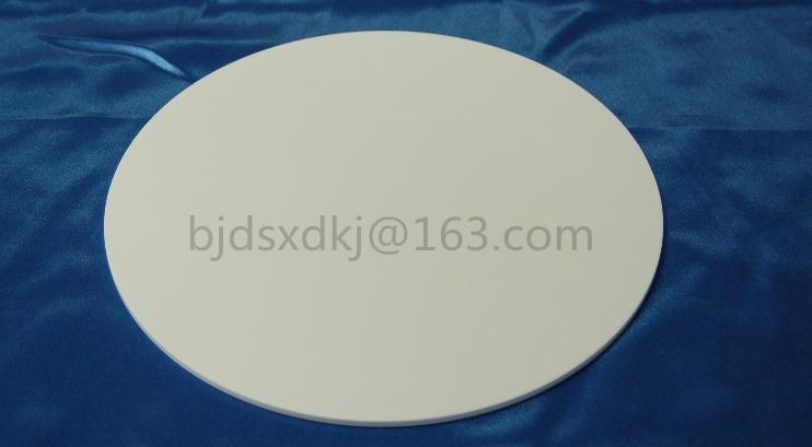 99% Alumina Ceramic Plate , Circular , Insulated , Wear-resisting , diameter=160mm99% Alumina Ceramic Plate , Circular , Insulated , Wear-resisting , diameter=160mm