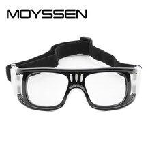 31f87634f7d Basketball Protective Glasses Outdoor Sport Goggles Football Mirror Male Men  Sports Myopia Glasses Prescription Eyewear Lenses