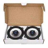 5 Pairs 10PCS LB PS1502T 5 Inch Automobile Coaxial Speaker Low Pitch Music Sensitivity Car Speaker