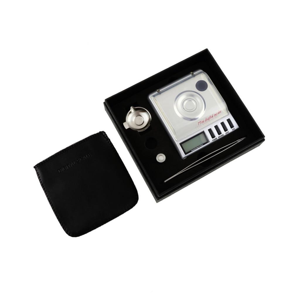 0.001g 20g Digital Milligrammo Grammo Bilancia peso Diamante - Strumenti di misura - Fotografia 3
