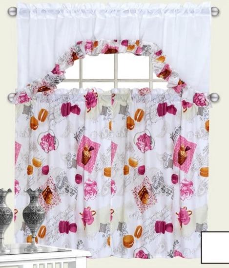2016 Cafe Kitchen Curtains Voile Window Blind Curtain Owl: Popular Kitchen Curtains-Buy Cheap Kitchen Curtains Lots From China Kitchen Curtains Suppliers