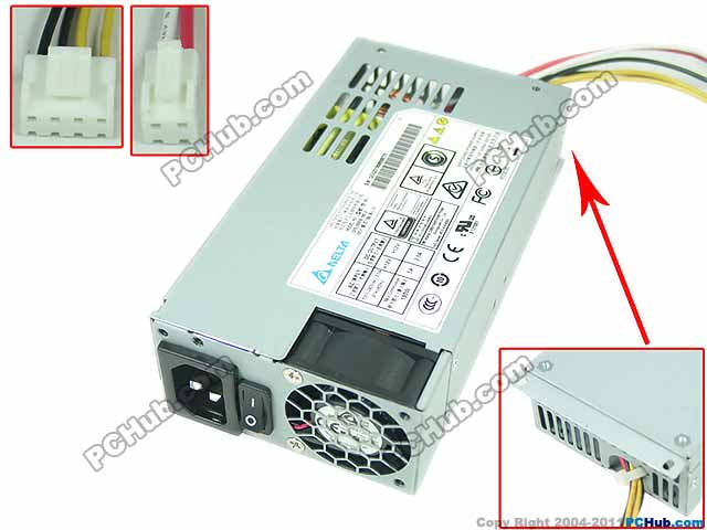 все цены на Emacro For Delta Electronics DPS-200PB-185 B Server Power Supply 190W PSU Hikvision video recorder онлайн