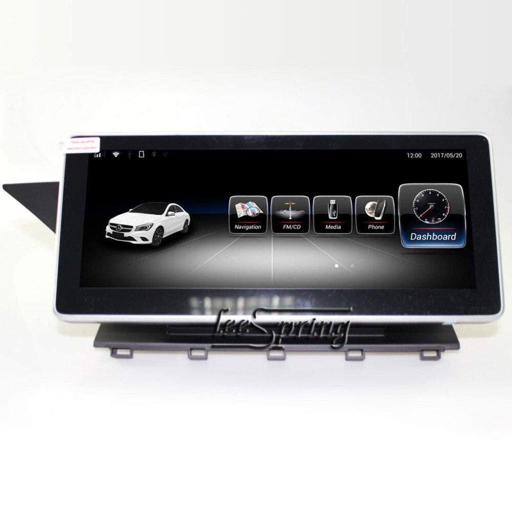 Lecteur multimédia de Navigation GPS de voiture 10.25