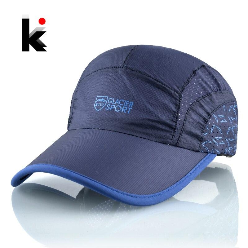 Mesh Hats Baseball-Caps Snapback Bones Sun-Visor Quick-Drying Women Sport-Gorras Breathable