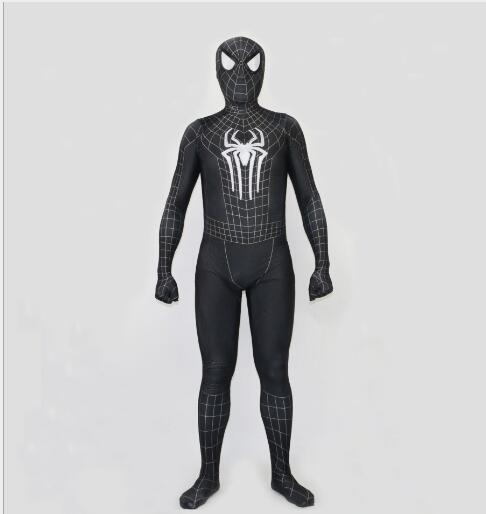 New Black Panther T'Challa Wakanda King Cosplay Costume Jumpsuit Fancy Zentai