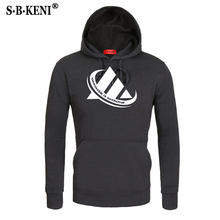 2018 Fashion Brand New Men's Hoodies Sweatshirts Long-Sleeved Hoodie Men Graffiti Printing ADI Hooded Male Casual Hoody