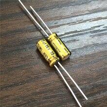 10pcs 10uF 16V NICHICON FG (Fine Gold) 5x11mm 16V10uF High Grade Audio Capacitor