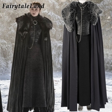 8 Outfit Winterfell Game
