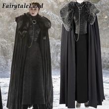 Invernalia traje vestido Stark
