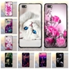 "Soft TPU Case For Coque Huawei P8 LITE 5"" Case Silicon Cover For Coque Huawei Ascend P8 Lite Case 3D Relief Phone Bags Cover"