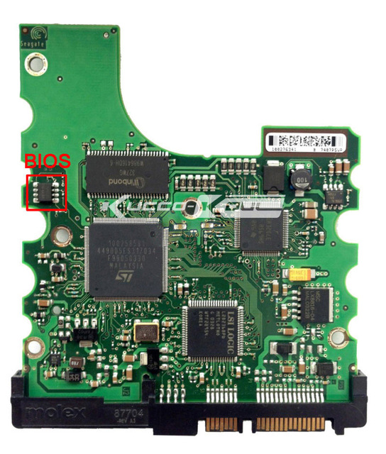 hard drive parts pcb logic board printed circuit board 100306336 for rh aliexpress com