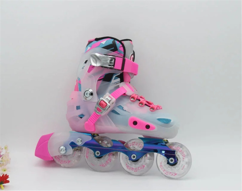 f13cd506695 Premium Kids  Sneaker Inline Skates Shoes for age 8 to 15 Years Old ...