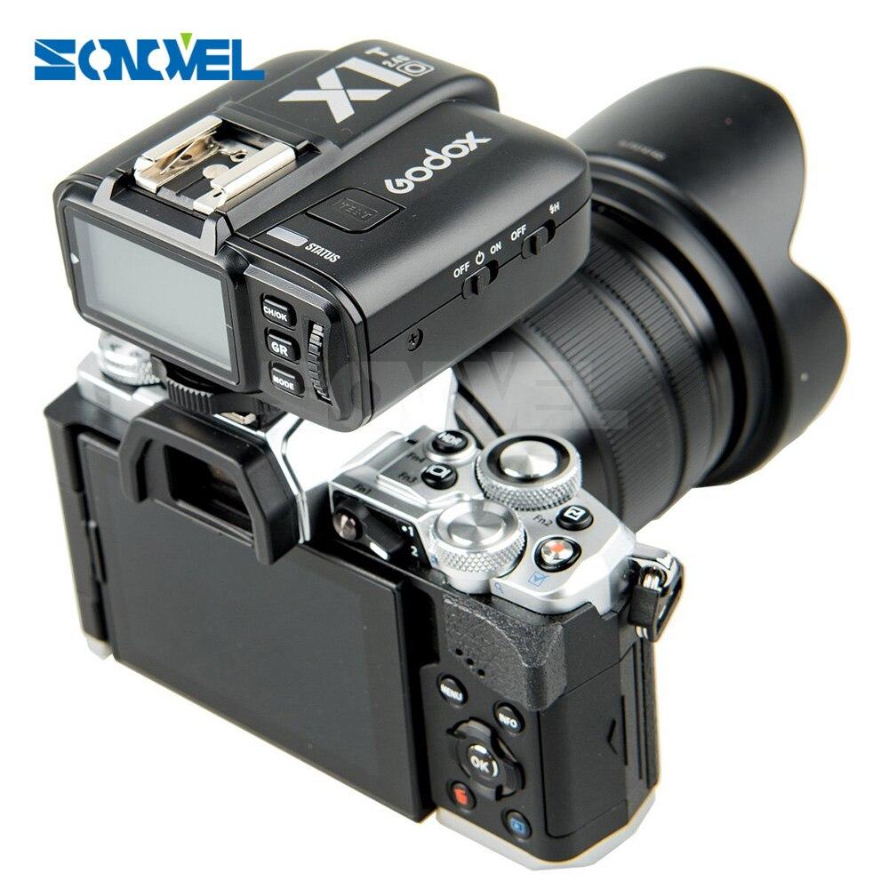 Godox XTR-16 TTL Flash Sem Fio 2.4G