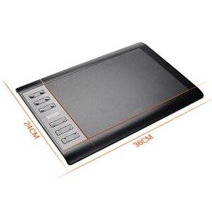 Image 4 - Bosto T8 10x6in 그래픽 태블릿 에 Draw Art 정 대 한 된 로고와 와 된 로고와 Glove 및 배터리 free 펜 된 로고와 대 한 태블릿