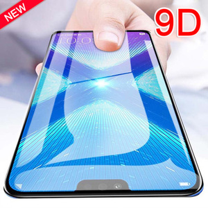 9d glass for huawei honor 8x protective glass on huwei p30 lite p20 pro mate20 light honor 8a 10 20 10lite screen protector film(China)