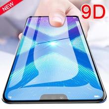 9d in vetro per huawei honor 8x vetro di protezione su huwei p20 p30 lite pro mate20 luce honor 8a 10 20 10lite pellicola della protezione dello schermo
