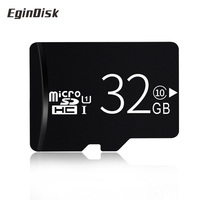 EginDisk Micro SD Card 16GB 32GB MicroSDHC Memory Card 8GB Class 4 Micro SD Card UHS