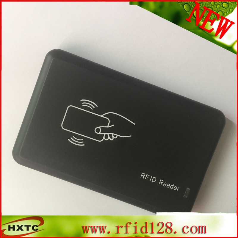 все цены на Factory price plug and play USB 13.56MHZ Smart IC Chip Card Reader (only Read) for M1/S50 card tag free driver