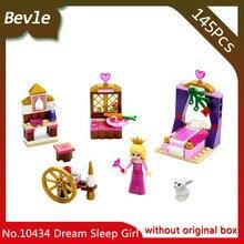 Bevle Store Bela 10434 145pcs Friends Series Princess's exotic palace Model Building Blocks Set Bricks For Children LEPIN 41061
