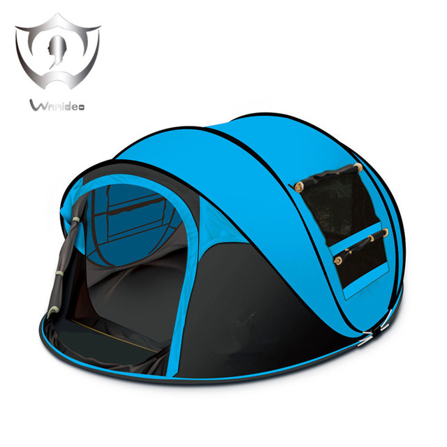 Wnnideo Instant 4-Person Pop Up Dome Tent - Easy Automatic Setup - Fast  sc 1 st  AliExpress.com & Wnnideo Instant 4 Person Pop Up Dome Tent Easy Automatic Setup ...