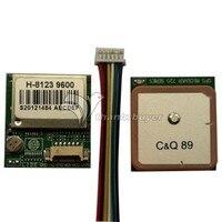H-8123 GPS EEPROM Su Geçirmez Alıcı Modülü w/U-Blox G6100 Chip Seramik Anten PC laptop için