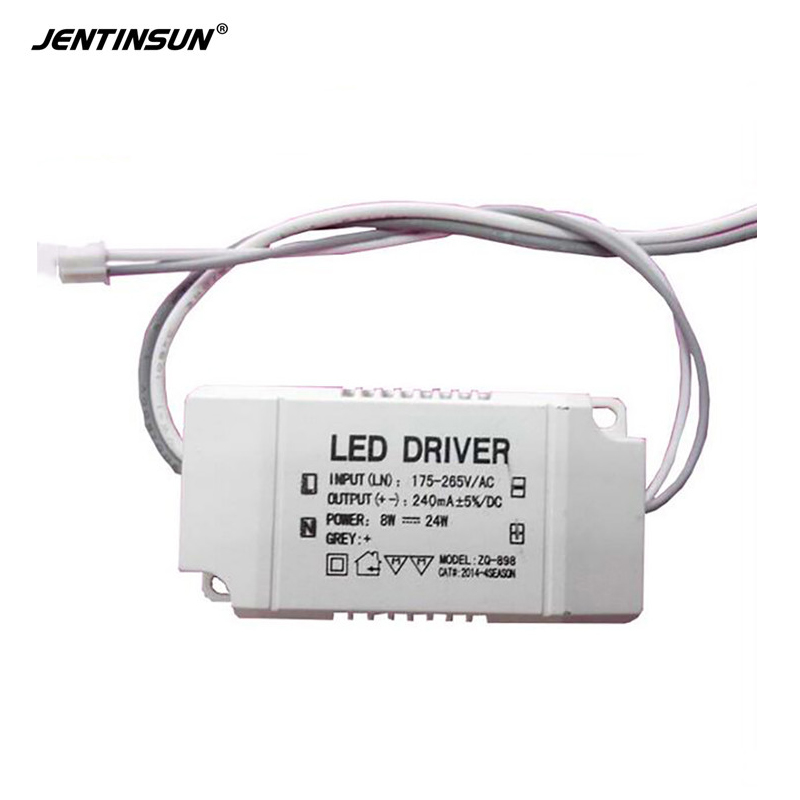 High Quality Led Driver 8 24w Suitable For Input 175 265v