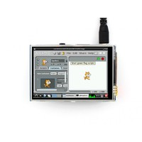 3 5inch RPi LCD B Touch Screen IPS TFT Display For All Raspberry Pi