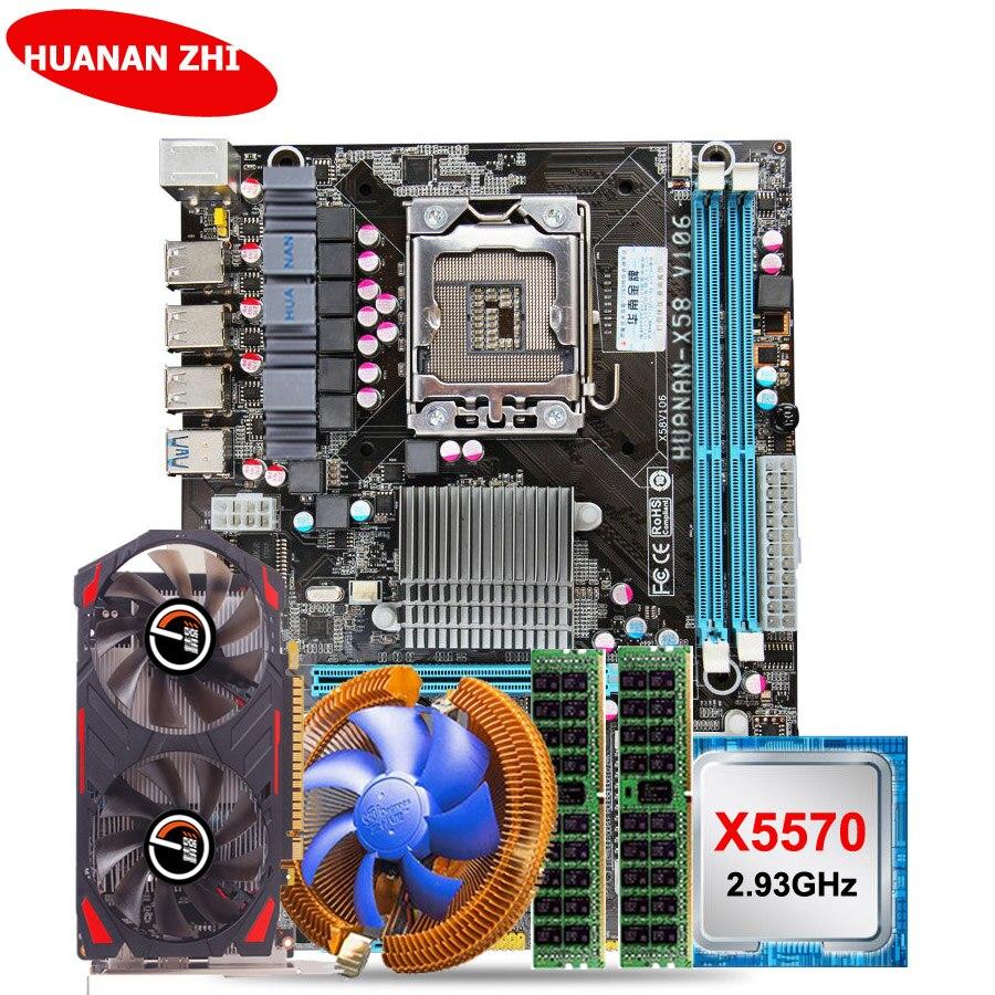 X58+X5570+24+cooler+JY GTX750TI 2G