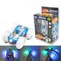 Chuggington Coches Pixar Coches Juguetes Música Infantil Iluminación Vehículos de Juguete Modelo de Los Niños Intermitente Doble Tumbling Truco Dumper Eléctrica
