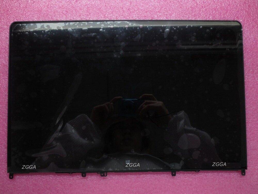 15.63D IPS Lcd Laptop Touch Screen 00JT252 for Lenovo Yoga 15 NEW LED Panels Monitor W/Bezel 30pin 1920*1080 Genuine 00JT257