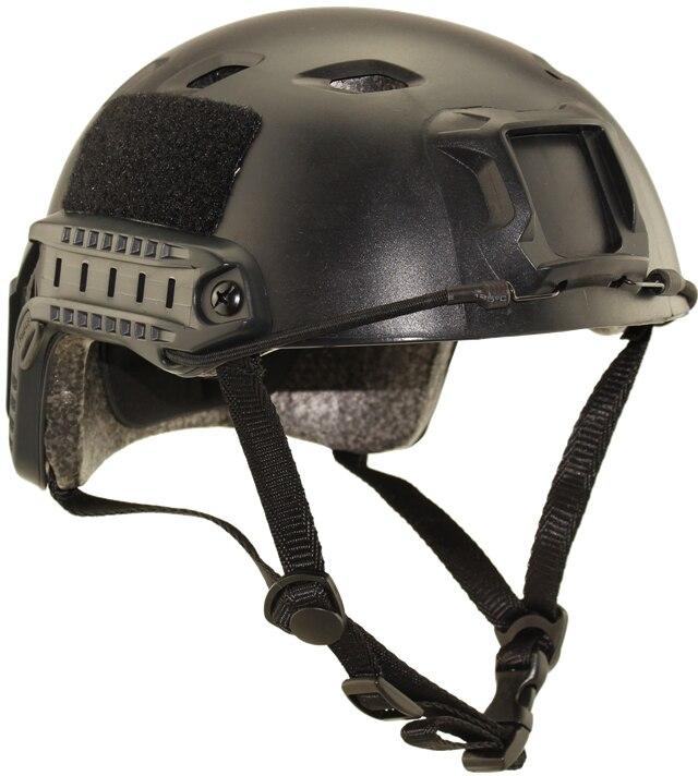 Sicherheit & Schutz Abs Schnelle Bj Helm Mit Schutzbrille Pararescue Art Helm Military Airsoft Helm Kunststoff Hetmet Motorrad Reithelm