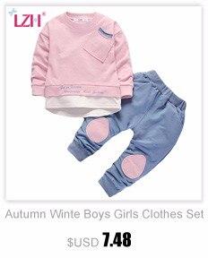 Vêtements pour enfants 2018 Automne Hiver Filles 3