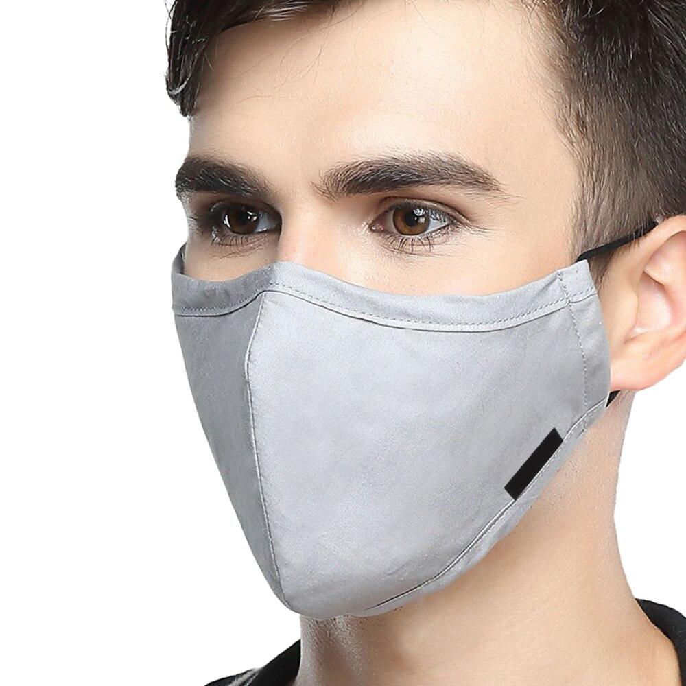 Begeistert Unisex Anti-staub Waschbar Baumwolle Gesicht Mund Maske Atmungsaktive Filter Atemschutz Maske Gesundheit Mothproof Mund-muffel Gesicht Masken Bekleidung Zubehör Masken