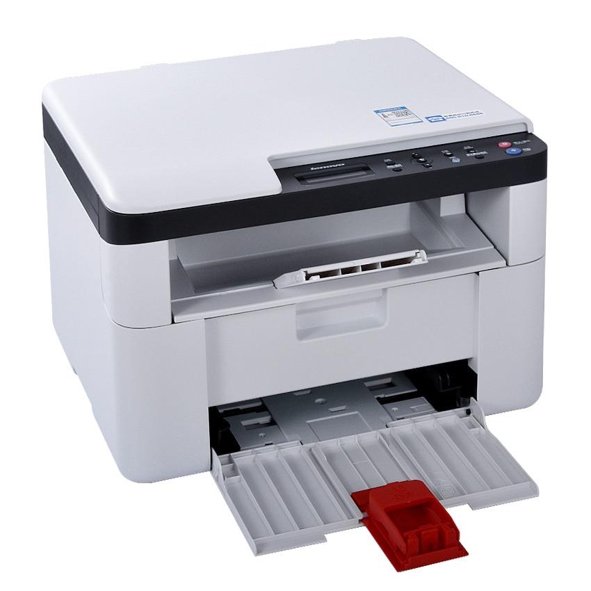 Macchina da Stampa Laser senza fili Copia Scansione Home Office Tripla di Business Multi funzione M7206W Stampante All in One 600*600dpi - 4