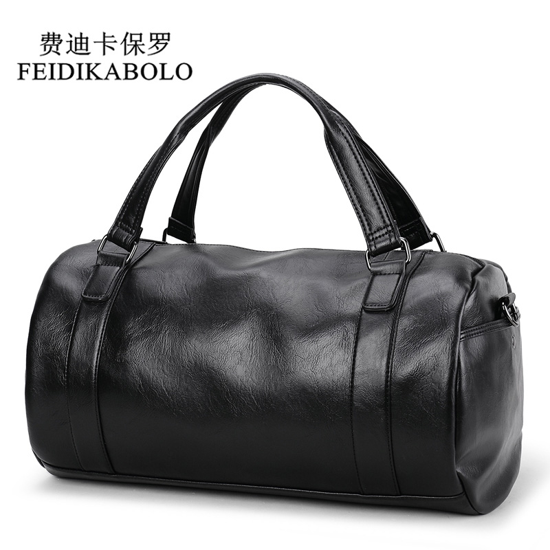 FEIDIKABOLO Men Bag Designer Male Messenger Bags High Quality Casual Crossbody Travel Bags Large Capacity Shoulder Handbags Man