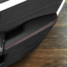 Front Rear Door Panels Armrest Cover For Honda CRV 2017 Interior Door Armrest Decoration Cover For 2018 HONDA CRV ACCESSORIES