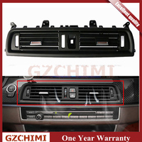 64229166885 Car Front Console Center Gril Dash AC Air Heater Vent for BMW 5 Series 520 523 525 528 530 535 F10 F11 F18