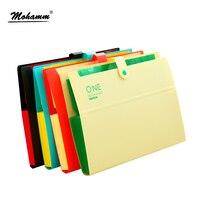 32 5 X 22 X 2 5cm Poly Expanding File Folder Organ Bag A4 Organizer Paper