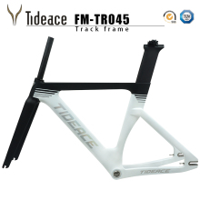 2017 NEW full carbon track frame Carbon Track Bike Frameset with Fork seatpost&BB carbon frames road fixed gear bike frameset все цены