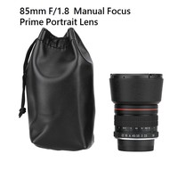 Lightdow 85mm F/1.8 Medium Telephoto Portrait Prime Camera Lens For Nikon D4S D800 D600 D7000 D550 D3300 D3200 D50 D80 D90 Etc