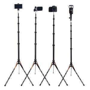 Image 5 - fusitu FT 220 Carbon Fiber Light Stand Head Softbox For Photo Studio Led Photographic Lighting Tripod Flash Umbrella Reflector