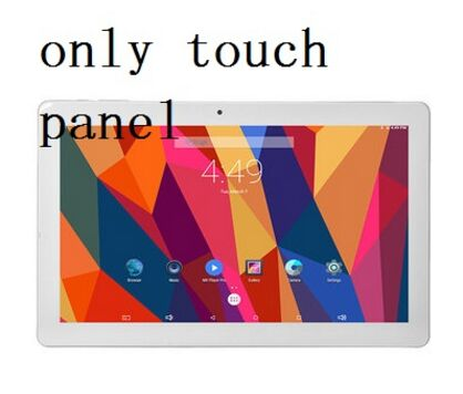Free shipping 10.6'' inch touch screen,100% New for Cube iPlay10 U83 touch panel,Tablet PC touch panel digitizer free shipping 10 1 touch screen 100