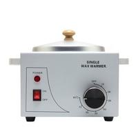 Single Pot Paraffin Heater Warmer Depilatory Machine Wax Therapy Instrument