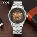 2016 New 30m Waterproof Casual Watches Men Top Brand Luxury Watch Relogio Masculino MCE Men Full Steel Wristwatches 44