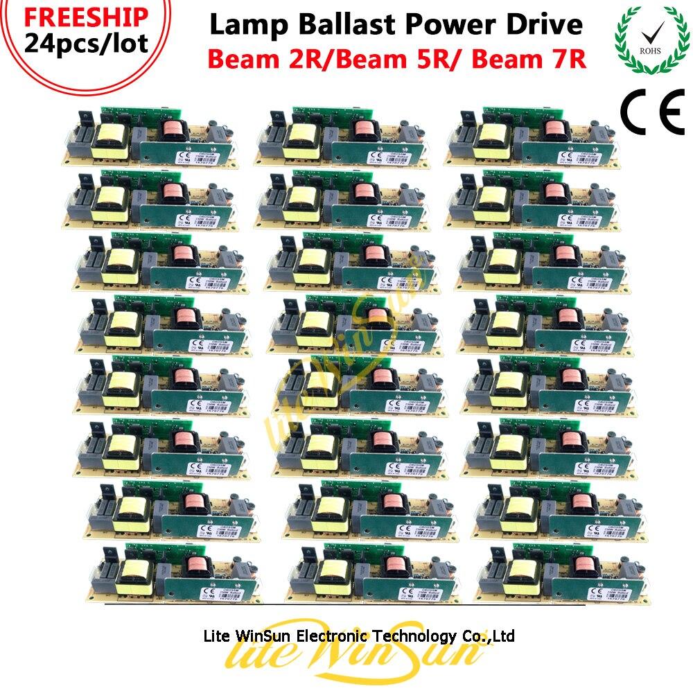Litewinsune Freeship DHL 24pcs Beam 2R Beam 5R Beam 7R Lamp Power Board Lamp BallastLitewinsune Freeship DHL 24pcs Beam 2R Beam 5R Beam 7R Lamp Power Board Lamp Ballast