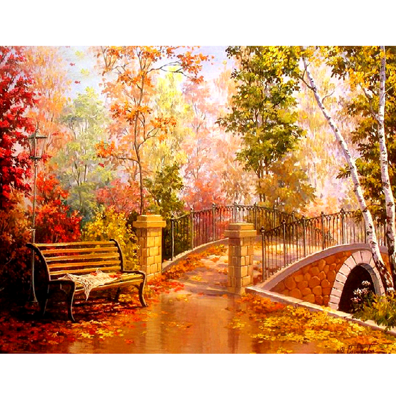 Autumn-scenery-picture-Diamond-Painting-cross-stitch-kits-5D-Diy-Diamond-Embroidery-arts-and-crafts-mosaic