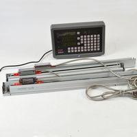 Sino 3 Assige Digitale Uitlezing Dro Kit Met Lineaire Schalen Voor Molen Freesmachine