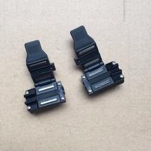 JILONG KL 260 KL 280 KL 300T Fusion Splicer patch cord accessories Fiber clamp 3 in 1 fiber holder/ Shealth Clamp