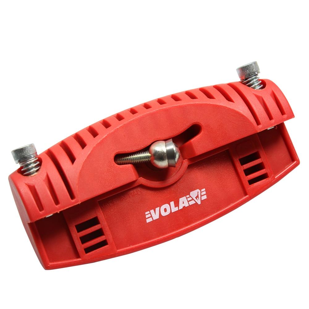VOLA raboteuse de coupe latérale modèle Sport avec une lame ronde permettant différents réglages